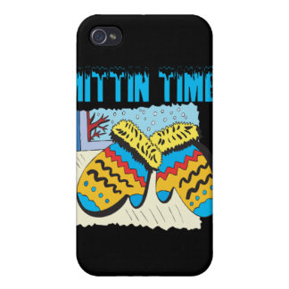 Mittin Time iPhone 4/4S Cover