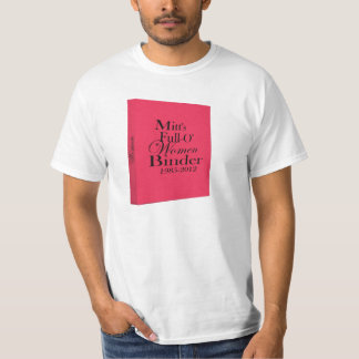 Mitt's Binder O' Women T-Shirt