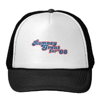 MITT'S-DAD TRUCKER HAT