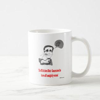Mitt's Daily Diet Coffee Mug