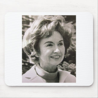 Mitt's Mom Lenore Romney Mouse Pad