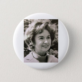 Mitt's Mom Lenore Romney Pinback Button