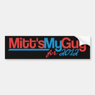 Mitt's My Guy - for 2012 Bumper Sticker