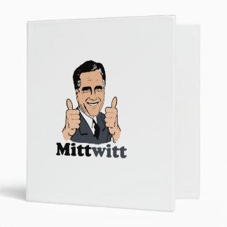 Mittwitt 3 Ring Binder