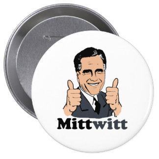 Mittwitt Pin Redondo De 4 Pulgadas