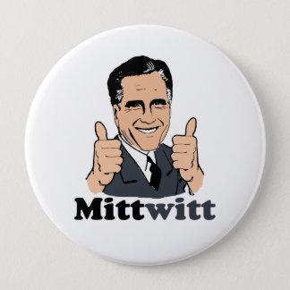 Mittwitt Pinback Button