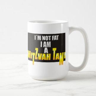 Mitzvah Tank Coffee Mug