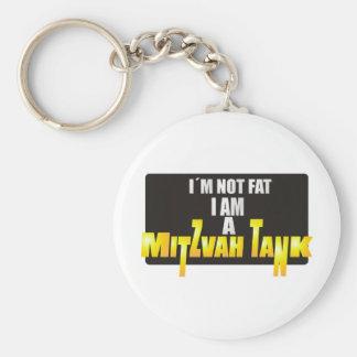 Mitzvah Tank Keychain
