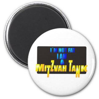 Mitzvah Tank Magnet