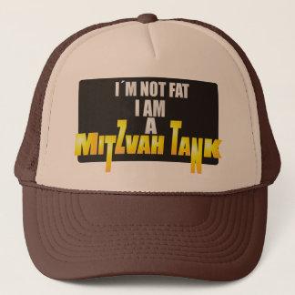Mitzvah Tank Trucker Hat
