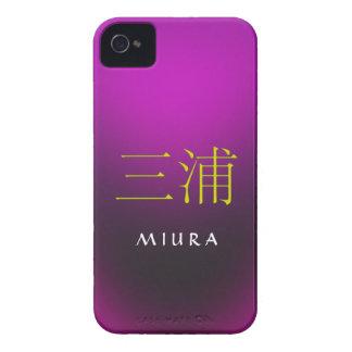 Miura Monogram iPhone 4 Case