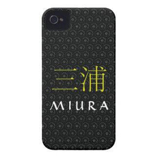 Miura Monogram iPhone 4 Case-Mate Case