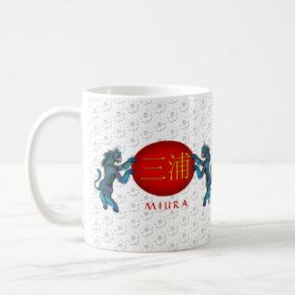 Miura Monogram Kirin Coffee Mug
