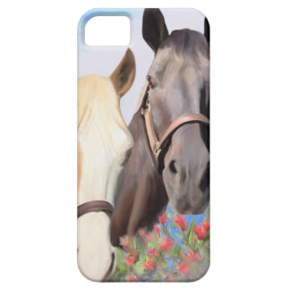 Miwok Horses.jpg iPhone 5 Case