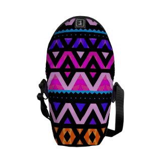 Mix #201 - Detail - Aztec Bag