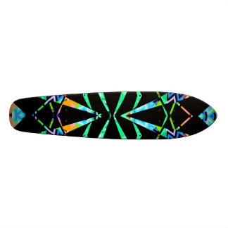 Mix #253 - Black Skateboard