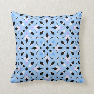 Mix #282 - Blue Floral Pillow