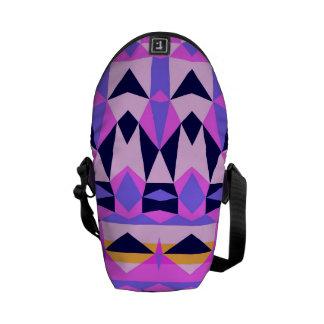 Mix #285 - Purple Tribal Bag
