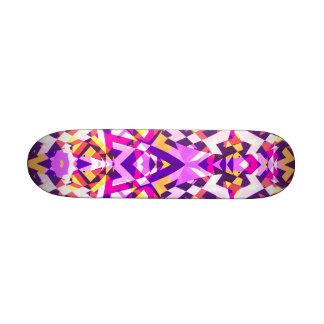 Mix #305 - Purple Abstract Skateboard