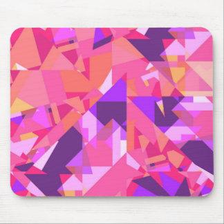 Mix #364 - Pink Mousepad