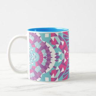 Mix #446 - Pink Tribal Mug