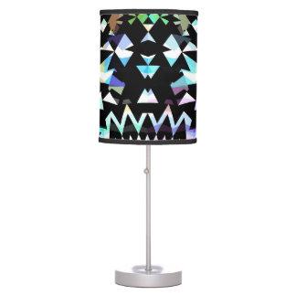 Mix #505 - Black Table Lamp
