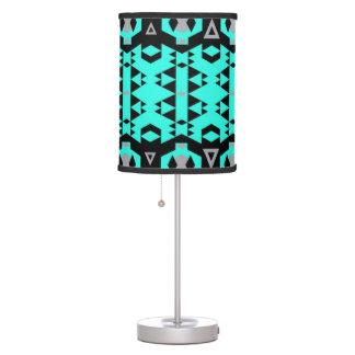 Mix #507 - Tribal Table Lamp