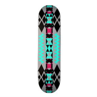 Mix #515 - Tribal Designer Skateboard