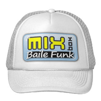 Mix Box - Baile Funk Cap Trucker Hat