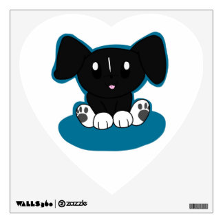Mix Breed Decor Wall Decal