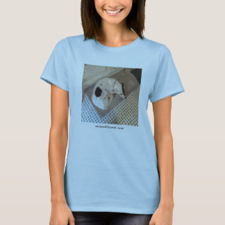 mix breed on t-shirt