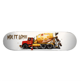 mix it up cement mixer skate decks