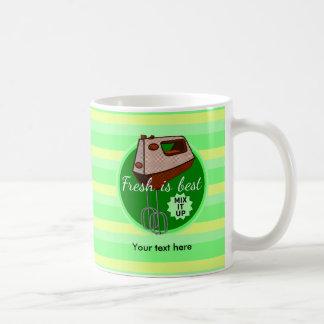 Mix it up Hand Mixer Coffee Mug