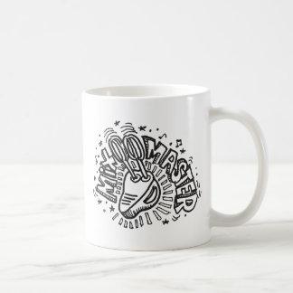 Mix Master 1 Classic White Coffee Mug