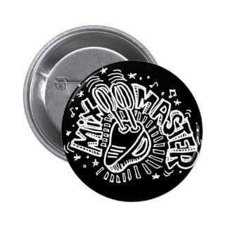 Mix Master 2 Pinback Button