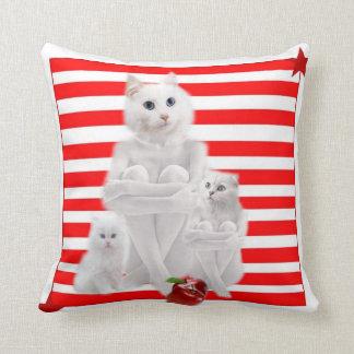 Mix & Match - Red Pillow