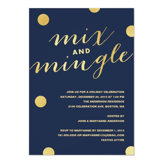 mix  u0026 mingle gold dots