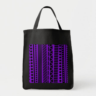 MIX pattern : V Tote Bag