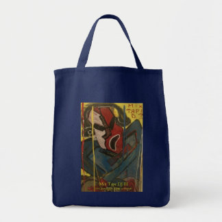 MIX TAPE DJ III TOTE BAG