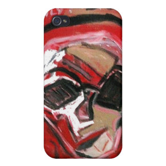 MIX TAPE DJ RED iPhone 4 CASE