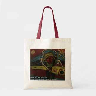 MIX TAPE DJ VI TOTE BAG