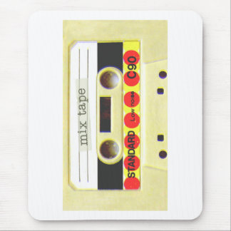 Mix Tape Mouse Pad
