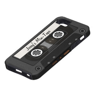 Mix Tape Personalized iPhone 5 Covers