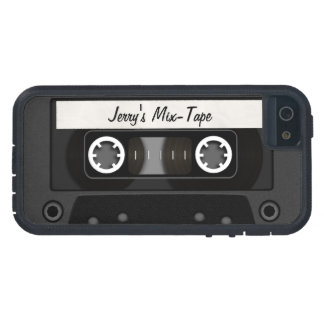Mix Tape Personalized Case For iPhone SE/5/5s