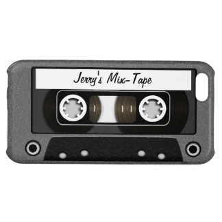 Mix Tape Personalized iPhone 5C Cover
