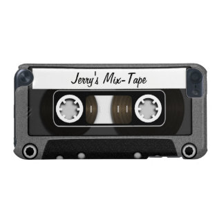 Mix Tape Personalized iPod Touch 5G Case