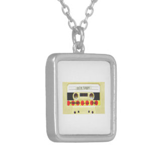 Mix Tape Personalized Necklace