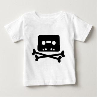 Mix Tape Pirate Baby T-Shirt