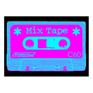 Mix Tape Pop II Large Business Card