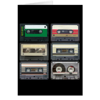 Mix Tapes Card